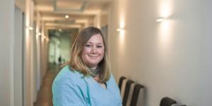 Gemeinschaftspraxis für Herz- und Gefässkrankheiten in Mannheim Tanja Schubert | Medizinische Fachangestellte, Empfang