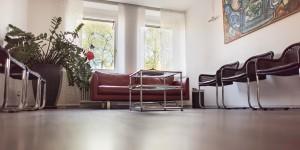 Gemeinschaftspraxis für Herz- und Gefässkrankheiten in Mannheim Wartezimmer