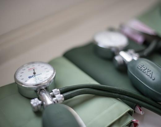 Gemeinschaftspraxis für Herz- und Gefässkrankheiten in Mannheim Blutdruckmessung